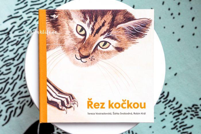 Řez kočkou - T.Vostradovská